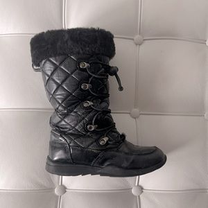 Cougar Girls Winter Boots Size 13